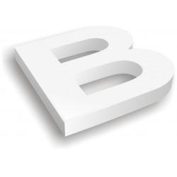 Découpe lettres et logos PVC selon fichier fournis