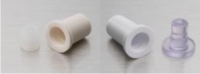entretoises d'ecartement pour la fixation des lettres decoupées à visser ou à coller