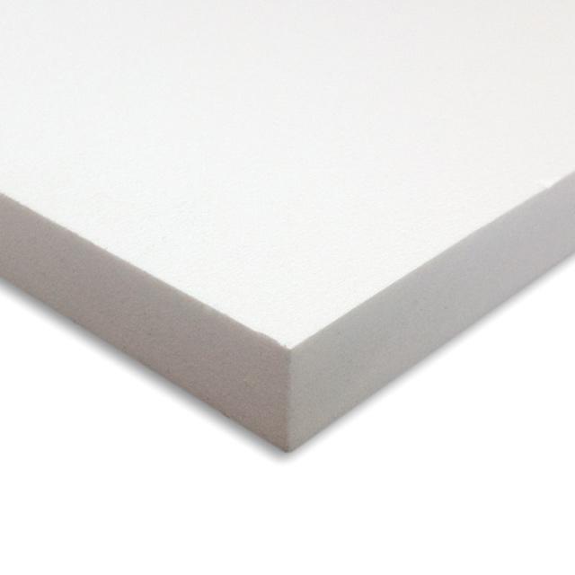 PVC 10 mm blanc
