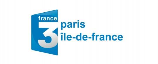 lettres boitier pour france 3 Paris